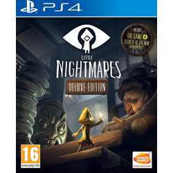 Bandai Namco Little Nightmares Deluxe Edition Playstation 4