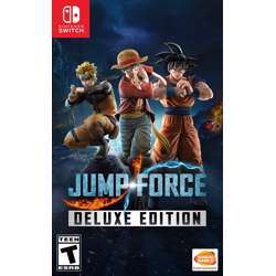 Bandai Namco Jump Force: Deluxe Edition - Nintendo Switch Game