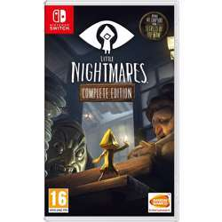 Bandai Namco - Little Nightmares Complete Edition - Nintendo Switch Game