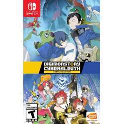 Bandai Namco - Digimon Story Cyber Sleuth: Complete Edition - Nintendo Switch Game
