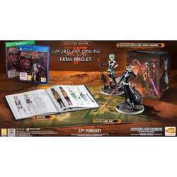 Bandai Sword Art Online Fatal Bullet Collector''S Edition Playstation 4 By Namco