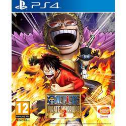 Bandai One Piece Pirate Warriors 3 (Ps4) By Namco