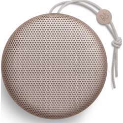Bang & Olufsen Beoplay A1 Portable Bluetooth Speaker With Microphone - Sand Stone