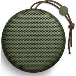 Bang & Olufsen Beoplay A1 Portable Bluetooth Speaker With Microphone - Moss Green