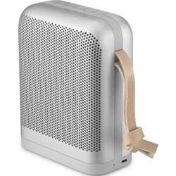 Bang & Olufsen Beoplay P6 Portable Bluetooth Speaker With Microphone - Natural