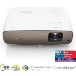 BenQ True 4K Uhd Hdr-Pro Projector With Dci-P3/Rec.709, 2000 Ansi Lumens, Hdtv Compatibility
