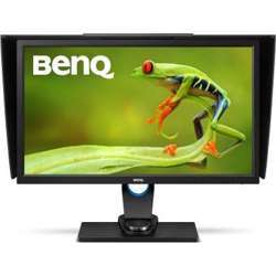 BenQ Sw2700Pt 27 Inch 1440P 99% Adobe Rgb Color Management Monitor For