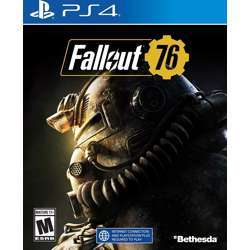 Bethesda Fallout 76 Standard Edition (Ps4)