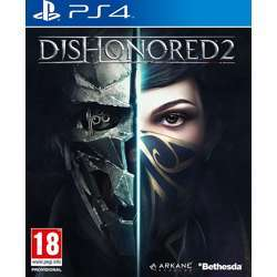 Bethesda Dishonored 2 - Playstation 4 Game