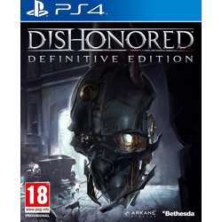 Bethesda Dishonored Definitive Edition - Playstation 4 Game