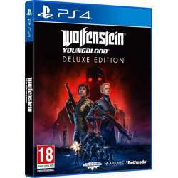Bethesda Bethesda Wolfenstein: Youngblood - Deluxe Edition (Ps4) By Bethesda