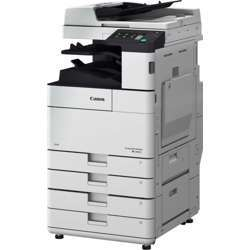 Canon Imagerunner 2630I Multifunction Black & White Printer And Scanner With Adf + 2Tray And Toner, Laser Printer