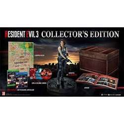 Capcom Resident Evil 3 - Collector''S Edition - Playstation 4 By Capcom