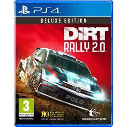 Codemasters Dirt Rally 2.0 Deluxe Edition - Ps4 Ps010415