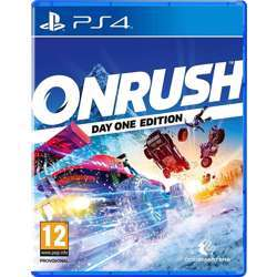 Codemasters On Rush Day One Edition Playstation 4