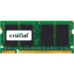Crucial 4Gb Ddr3 1066 Mt/S (Pc3-8500) Cl7 Sodimm 204Pin For Mac