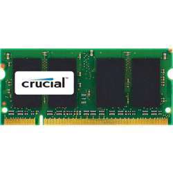 Crucial 4Gb Ddr3 Pc3-8500 1066 Mhz For Mac Or Windows Laptop