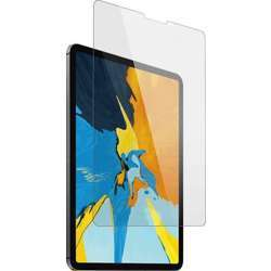 """Cygnett Tempered Glass Scratch And Screen Protector Superior Impact Absorption, Face Id Compatible, Anti Scratch, Anti Fingerprint, Compatible For Ipad Pro 11"""" - 9H Glass - Clear"""