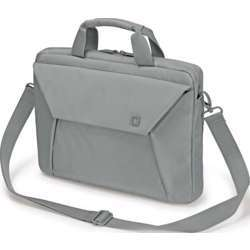 Dicota Slim Case Edge 12-13.3 Grey Stylish And Slim Notebook Case With Tablet Pocket