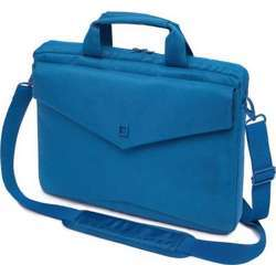 Dicota Code Slim Padded Case Blue 11 Inch Macbook Air And Ultrabooks Stylish Carrying Bag