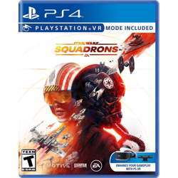 EA Electronic Arts Games Star Wars  Squadrons - Ps4