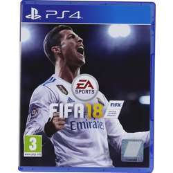 EA Fifa 18 By Ea For Playstation 4 Games