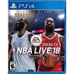EA Nba Live 18 The One Edition - Playstation 4