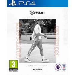 EA Electronic Arts Games Fifa 21 Ultimate Edition - Playstation 4