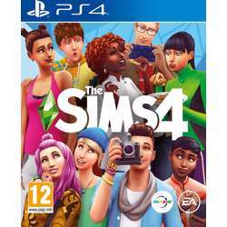 EA The Sims 4 (Ps4) By Ea