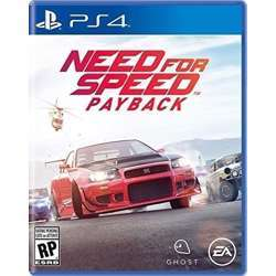 EA Need For Speed Payback - Ps4