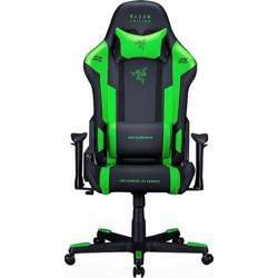 DXRacer P133 Racer Edition T3 Gaming Chair - Black/Green New Arrival