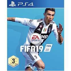 EA Sports Fifa 19 With Arabic For Ps4