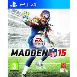 EA Sports Madden Nfl 15 - Standard Edition - Ps4