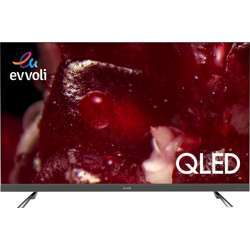 Evvoil 50 Inch 4K Qled New 16:9 Aspect Ratio, Display Resolution 3840X2163, 16Gb, Android Pie Operating System, Android Smart Tv , Black