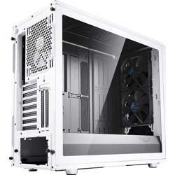 Fractal Design Meshify S2 - Tempered Glass Mid-Tower Computer Case - White