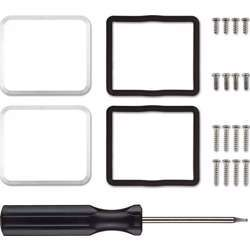 GoPro Lens Replacement Kit With Everything Needed For Hassle-Free Lens Replacement - For Hd Hero & Hd Hero2 Housing