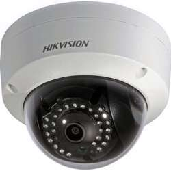 Hikvision 2Mp Ir Fixed Dome Ceiling Camera