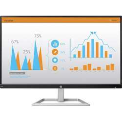HP N270 27-Inch Ips Full Hd (1920 X 1080 At 60 Hz) Monitor With Vga And Hdmi Black