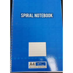 Dhara Spiral Note Book