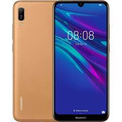 Huawei Y6 Prime 2019 6.09 Inch Fullview Dewdrop Display Smartphone With Dual Camera, 2Gb+32Gb, Android 9.0 Sim-Free - Amber