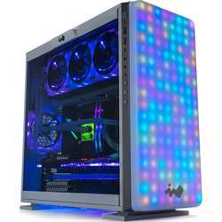 In Win 307 Rgb Limited Edition Atx Mid Tower Gaming Computer Case With 144 Stunning Led And Tempered Glass