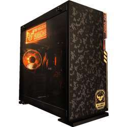 In Win 101 Tuf Limited Edition Steel,Tempered Glass, Atx Mid Tower Case