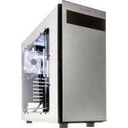 In-Win 703 Atx Mid Tower Computer Case - White