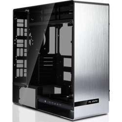 In Win 909 Silver Aluminum Tempered Glass Full Tower Case