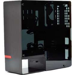 In Win 904.Plus Black Aluminum Tempered Glass Atx Mid Tower Computer Case