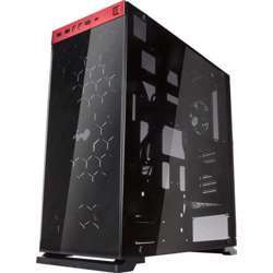 In Win 805 Aluminum / 3Mm Tempered Glass Mid Tower Computer Case