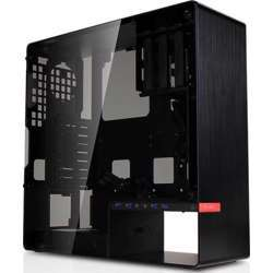 In Win 904 Silver 2Mm / 4Mm Aluminum Tempered Glass Atx Mid Tower Computer Case