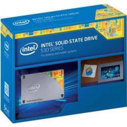Intel 530 Series 480Gb 2.5-Inch Solid State Drive Reseller Kit