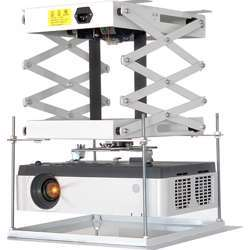 I-View Automatic Projector Lift with RF Remote BB210