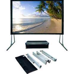 I-View FFS150 Fast Fold Projection 300x225cms Front and Rear Screen